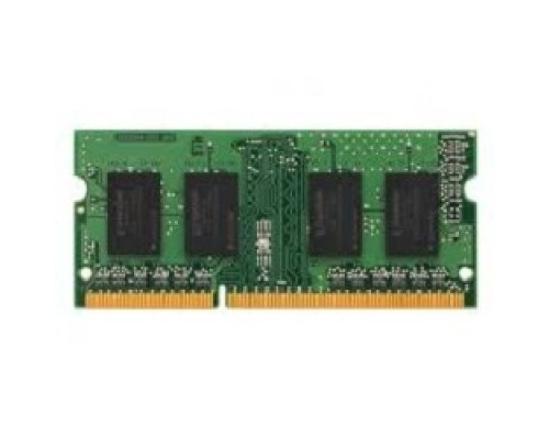 Модуль памяти Kingston DDR4 SODIMM 8GB KVR24S17S8/8 PC4-19200, 2400MHz, CL17