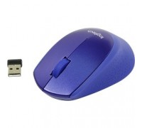 910-004910 Logitech M330 SILENT PLUS Blue USB