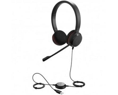 Гарнитура Jabra 4999-823-109 EVOLVE 20 MS Stereo USB