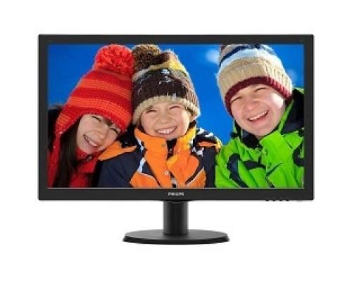Монитор LCD PHILIPS 23.6 243V5QHSBA