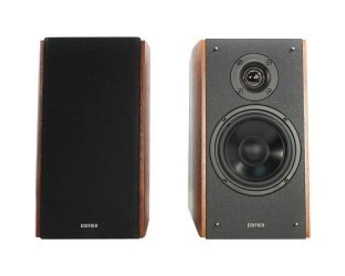 Колонки Edifier R2000DB Brown 24Wx2 + 36Wx2, 50 Гц - кГц, пульт ДУ
