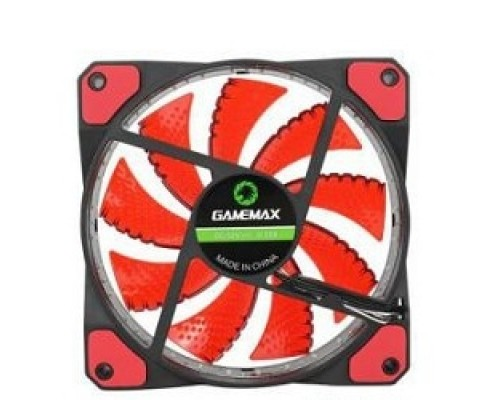 Вентиляторы GameMax для компьютера 120х120х25 GameMAX, GMX-GF12R, 12В,