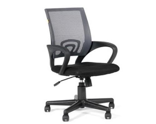 Офисное кресло Chairman 696 Россия TW-01 черный (7000799)