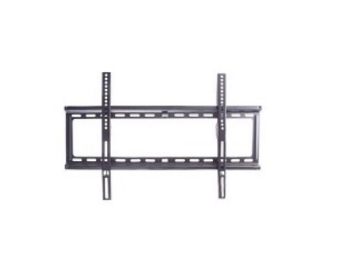 Крепеж Kromax IDEAL-1 new black, стал. наст. для TV 32-90, 55 кг, св., от 23 мм, VESA 600x400