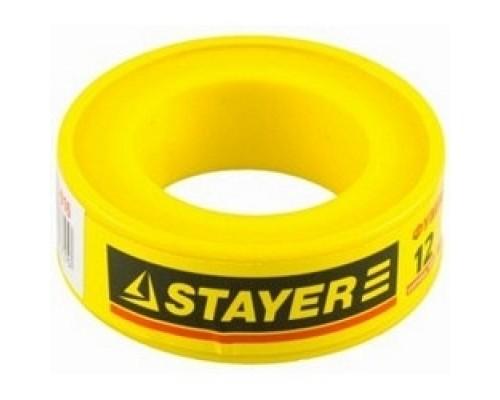 STAYER Фумлента MASTER, плотность 0,16 г/см3, 0,075ммх12ммх10м 12360-12-016