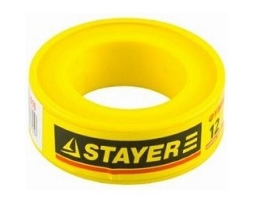 STAYER Фумлента MASTER, плотность 0,40 г/см3, 0,075ммх12ммх10м 12360-12-040