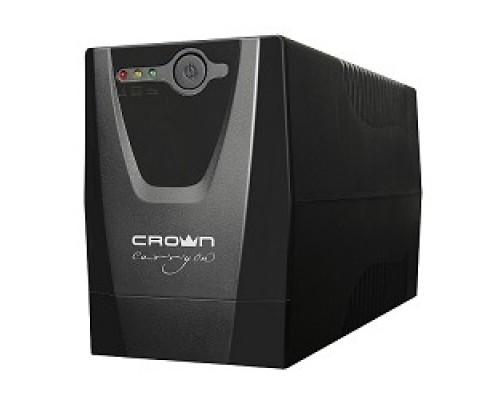 CROWN CMU-500XIEC 480 ВА / 240 Вт; Off-Line; 3 х IEC-320 , 12V/4,5AH х 1; пластик