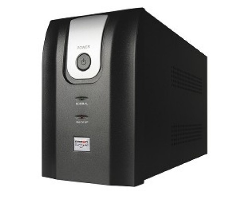 CROWN CMU-1000XIEC 1000VA/700w; Line Interactive; 6 х IEC 320; 12V7AH х 2; Металл