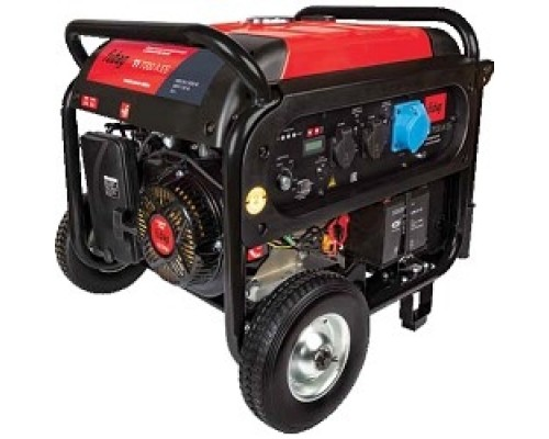 FUBAG TI 7000 A ES 838235 Электростанция инверторная с электростартером и коннектором автоматики