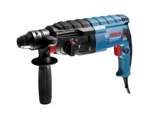 Bosch GBH 240 SDS-plus 0611272100 790 Вт, 2.7Дж, 2,8кг, 3реж, кейс