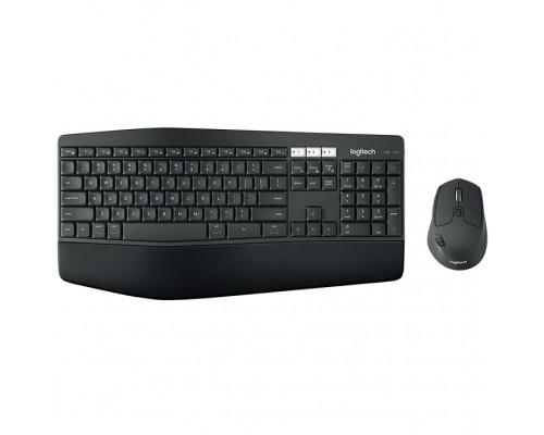920-008232 Logitech + мышь MK850 Perfomance Black USB