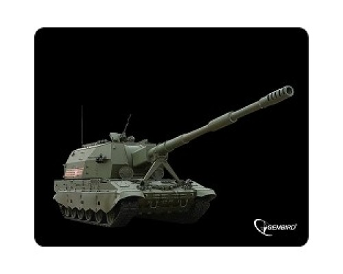 Коврики для мыши Gembird MP-GAME3, рисунок- танк-3, размеры 250*200*3мм