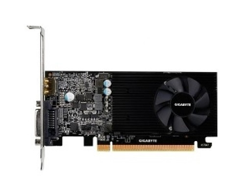 Gigabyte GV-N1030D5-2GL RTL GeForce GT 1030 2048Mb 64bit GDDR5 1227/6008 DVIx1/HDMIx1/HDCP