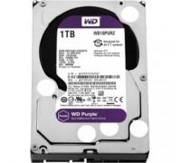 1TB WD Purple (WD10PURZ) Serial ATA III, 5400- rpm, 64Mb, 3.5