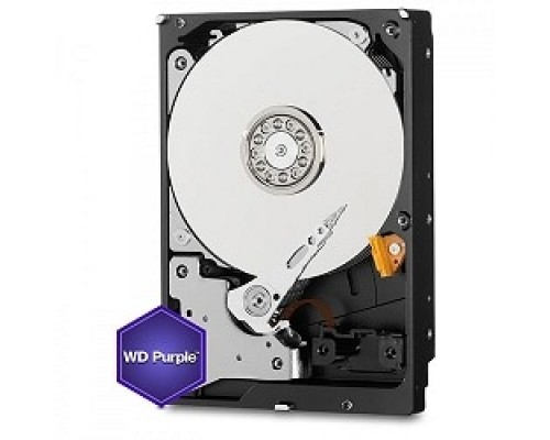 4TB WD Purple (WD40PURZ) Serial ATA III, 5400- rpm, 64Mb, 3.5