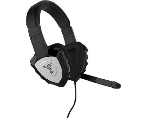 Наушники, микрофоны Qumo QUMO Champion GHS 0001 стерео, интерфейс 3,5 Jack, микрофоном 21699