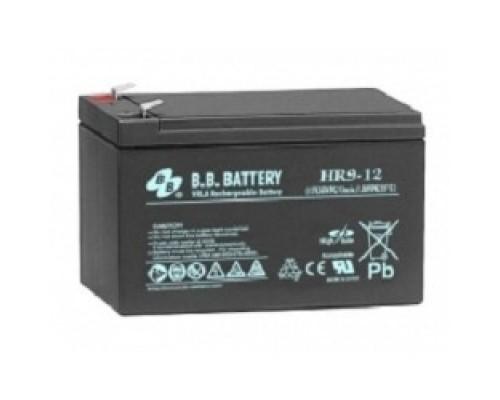 батареи B.B. Battery Аккумулятор HR 9-12
