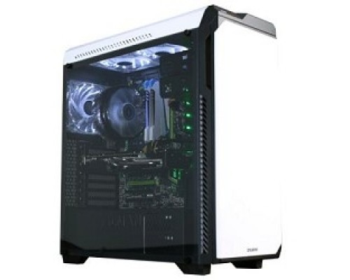 Корпус MidiTower Zalman Z9 NEO PLUS White БезБП ATX