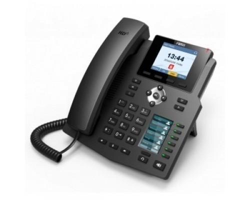 VoIP-телефон Fanvil X4 SIP с б/п