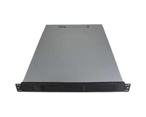 Exegate EX264265RUS Серверный корпус Exegate Pro 1U550-04 <RM 19, высота 1U, глубина 550, без БП, USB>