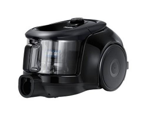 Samsung VC18M21D0VG , циклонный фильтр, 1800 Вт, чёрный/титан