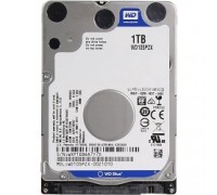 1TB WD Blue (WD10SPZX) SATA 6Gb/s, 5400 rpm, 128Mb buffer