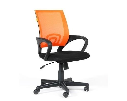 Офисное кресло Chairman 696 TW оранжевый , 7013172