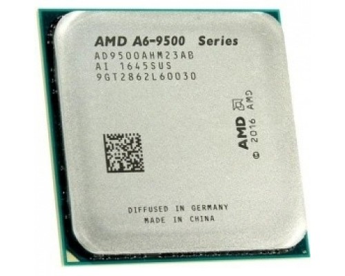 Процессор CPU AMD A6 9500 OEM 3.5-3.8GHz, 1MB, 65W, Socket AM4