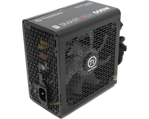 Thermaltake Smart RGB PS-SPR-0500NHSAWE-1 500W / APFC / 80+
