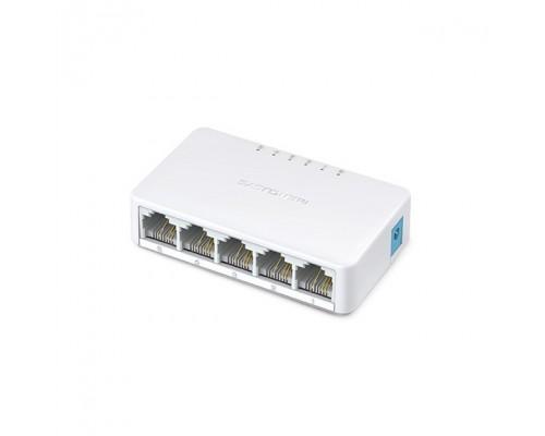 Mercusys MS105 5-портовый 10/100 Мбит/с