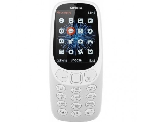 NOKIA 3310 DS TA-1030 (2017) Grey A00028101