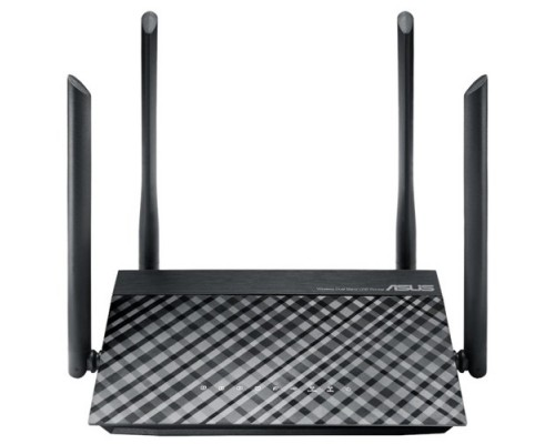 ASUS RT-AC1200(RU) Беспроводной маршрутизатор dual-band 802.11ac Wi-Fi at up to 1167 Mbps