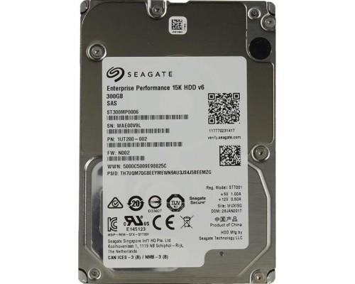 300Gb Seagate Enterprise Performance 15K (ST300MP0006) SAS 12Gb/s, 15 000 rpm, 256mb buffer, 2.5