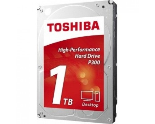 Жесткий диск 1TB Toshiba P300