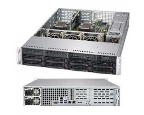 Supermicro SYS-6029P-WTR ная платформа 2U SATA