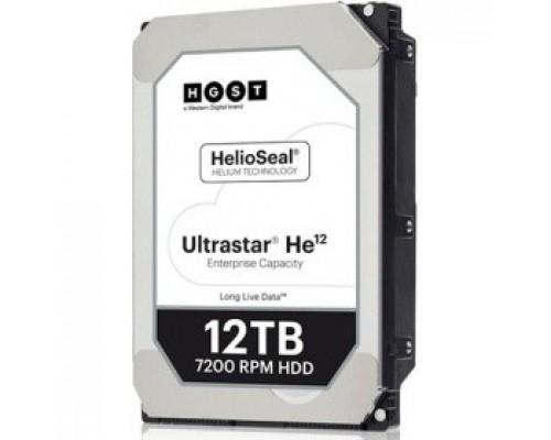 12Tb WD Ultrastar HE12 (HUH721212AL5204) SAS 12Gb/s, 7200 rpm, 256mb buffer, 3.5 0F29532