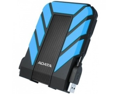 A-Data Portable HDD 2Tb HD710 AHD710P-2TU31-CBL USB3.1, 2.5, Blue