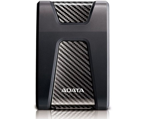 A-Data Portable HDD 2Tb HD650 AHD650-2TU31-CBK USB3.1, 2.5, Black
