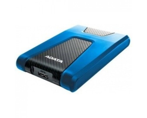 A-Data Portable HDD 2Tb HD650 AHD650-2TU31-CBL USB3.1, 2.5, Blue