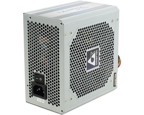 Chieftec 500W OEM (GPC-500S) ATX 2.3, 80 PLUS, 80% эфф, Active PFC, 120mm fan