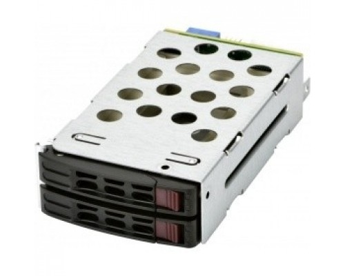 SuperMicro MCP-220-82616-0N Модуль 12G Rear 2.5x2 HS HDD cage for 216B/826B/417B/846X/847B
