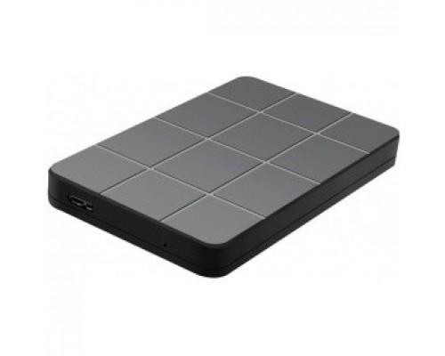 AgeStar 3UB2P1(6G) USB 3.0 Внешний корпус 2.5 SATAIII HDD/SSD пластик, чёрный 06992/14661
