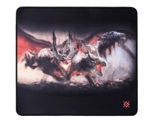 Коврики Defender Cerberus XXL 50556 Игровой коврик, 400x355x3 мм, ткань+резина