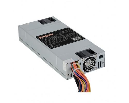 Exegate EX237308RUS Серверный БП 350W <ServerPRO-1U-350ADS> APFC, унив. для 1U, 24pin,2x(4+4)pin,3xSATA,3xIDE