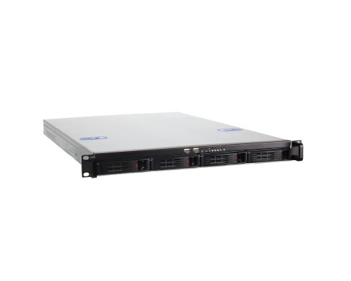 Exegate EX265523RUS Серверный корпус Pro 1U660-HS04 <RM 19, высота 1U, глубина 660, БП 600ADS, 4xHotSwap, USB>