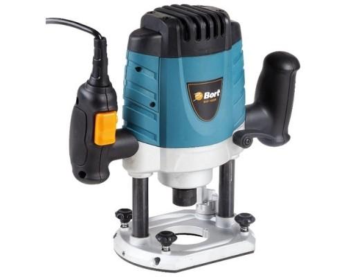 Bort BOF-1600N Фрезер электрический 98290011 1500 Вт, 26000 об/мин, 4.8 кг, набор аксессуаров 5 шт