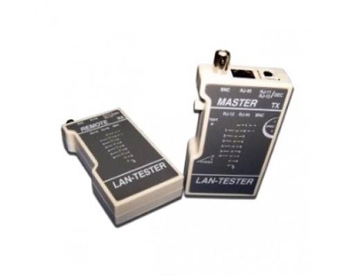 Lanmaster TWT-TST-200 Тестер витой пары TST-200 (без батареек)