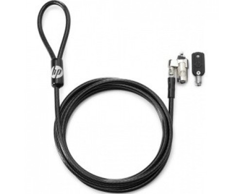 HP T1A62AA Lock Keyed Cable Lock 10mm