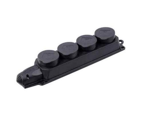 Разъёмы, колодки, тройники Iek PKR64-016-2-K02 РБ34-1-0м Розетка