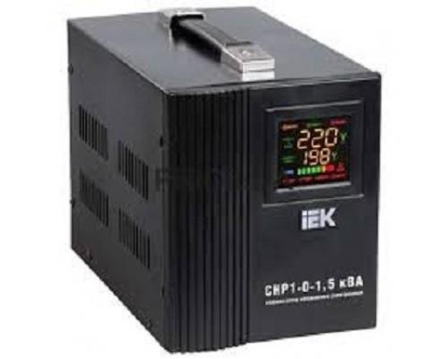 Iek IVS20-1-01500 Стабилизатор напряжения серии HOME 1,5 кВА (СНР1-0-1,5) IEK